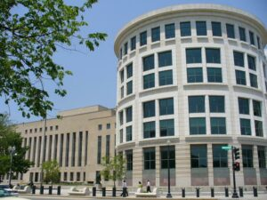 E. Barrett Prettyman  U.S. Courthouse, Washington, D.C.