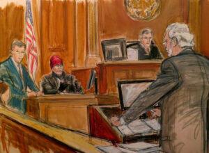 Randy Mastro Examines Judge Zambrano