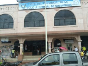 Lago Agrio courthouse