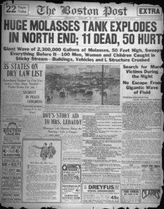 Boston Post, January 16, 1919