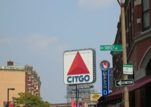 The CITGO Sign in Kenmore Square