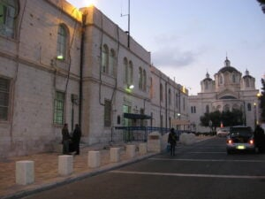 Jerusalem Magistrate Court building