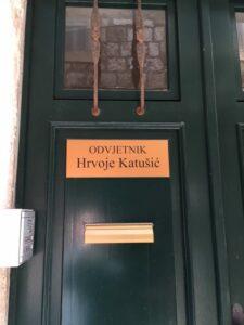 lawyer advertising in Dubrovnik
