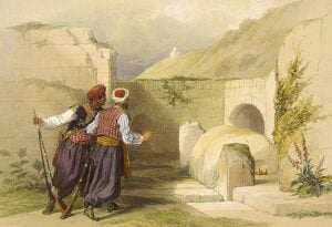 Joseph's Tomb at Shechem