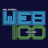 ABA Web 100 badge 2017