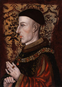 Portrait of King Henry V