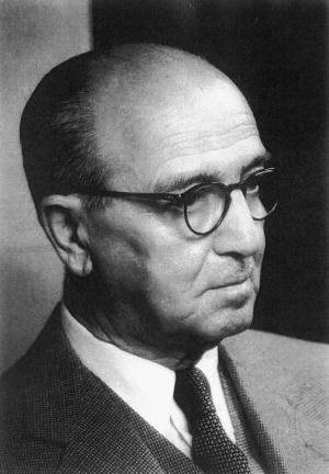 Portrait of Hans Kelsen